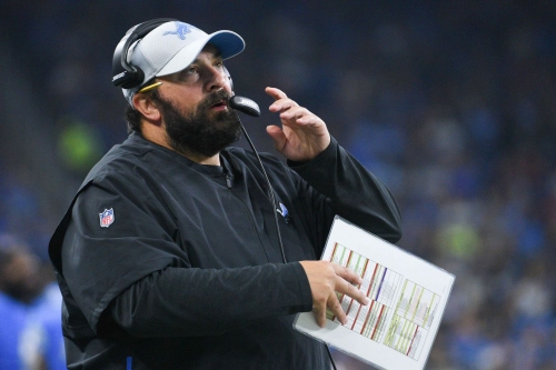 Matt Patricia lays into Lions (and himself) after loss to Giants
