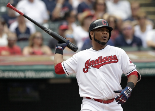 Edwin Encarnacion making progress on injury and 6 other things we learned Friday about the Cleveland Indians