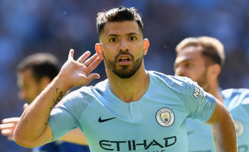 Pep Guardiola ready to DROP Sergio Aguero for Manchester City's clash with Huddersfield