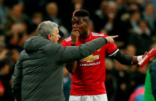 Jose Mourinho reveals the 'truth' amid reports of bust-up with Paul Pogba