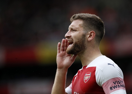 Arsenal defender Shkodran Mustafi takes major swipe at Arsene Wenger