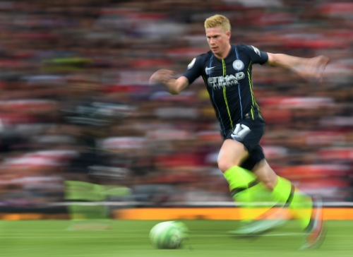 Manchester City provide worrying Kevin De Bruyne injury update