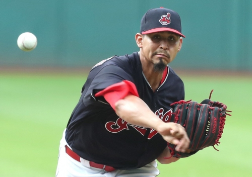 Jose Ramirez's first-inning thunder powers Carlos Carrasco, Cleveland Indians past Orioles