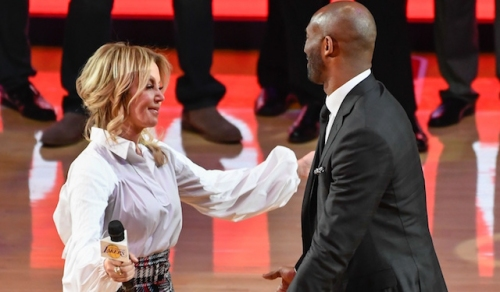 Jeanie Buss 'Constantly Trying' To Get Kobe Bryant Involved With Lakers, Will Always Maintain Open-Door Policy