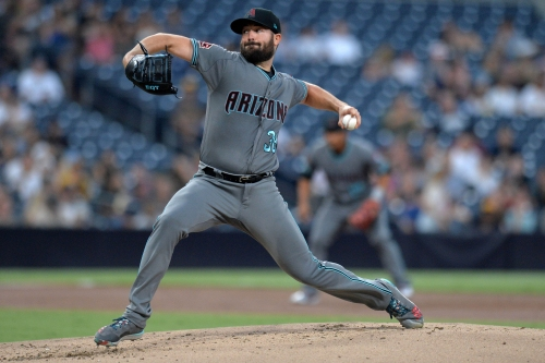 Diamondbacks pound Padres but Robbie Ray's struggles continue