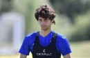 Garry Monk responds to questions about Diego Fabbrini's Birmingham City future