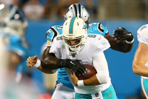 The Splash Zone 8/18/18: Dolphins Lose To Panthers 27 - 20