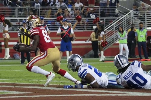 Golden Nuggets: It's gameday for 49ers-Texans!