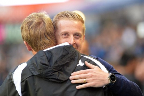 'You tell me!' Every word from Garry Monk's Birmingham City transcript after Swansea