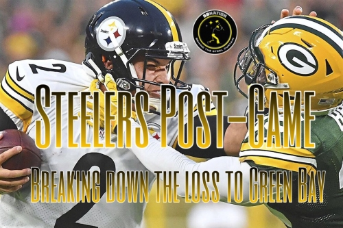 Podcast: Breaking down the Pittsburgh loss to Green Bay