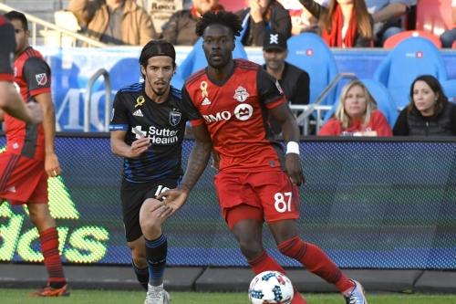 Toronto FC Prediction League 2018: Round 36 (@ San Jose)