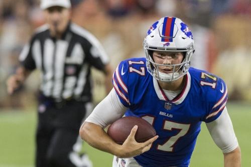 Bills Links, 8/18: Josh Allen steps up in Buffalo quarterback competition