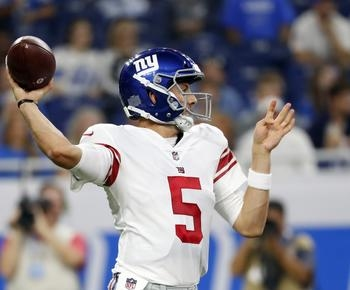 Davis Webb bounces back and helps Giants beat Lions 30-17