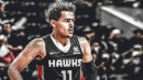 Dennis Schroder's exit was an eye opener for Trae Young