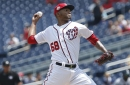 Nationals announce Jefry Rodriguez will start tonight's game; Tommy Milone available out of bullpen...