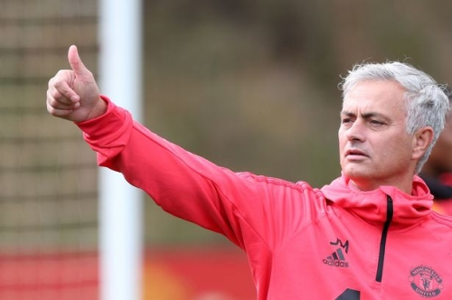 Manchester United fans love Jose Mourinho's comments about Man City