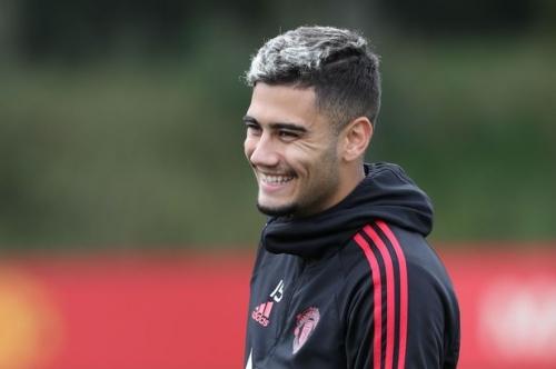 Andreas Pereira makes Jose Mourinho Manchester United admission