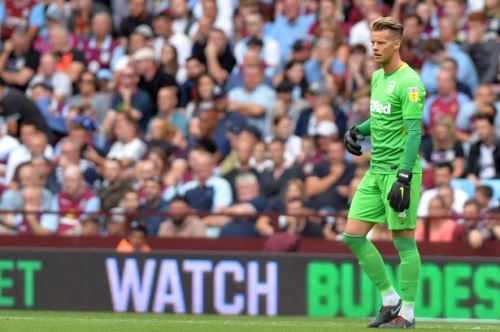 Aston Villa player ratings: Nyland has a nightmare as Bruce's boys stutter at Ipswich