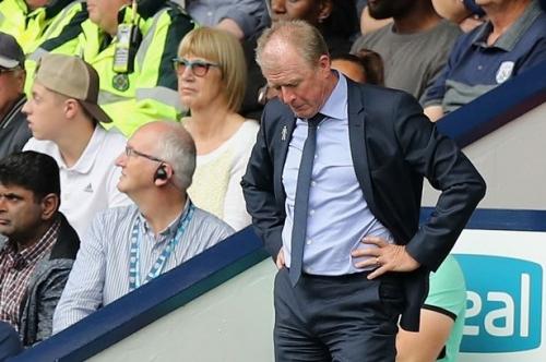 This is Steve McClaren's verdict after West Brom wallop QPR