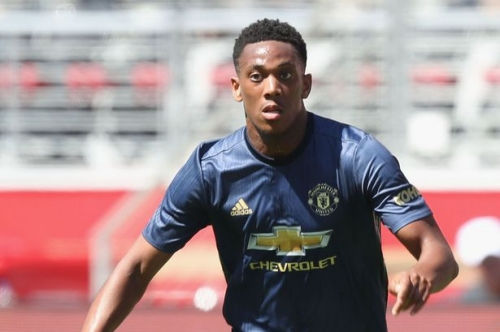 Anthony Martial sent message over Manchester United future by Ryan Giggs