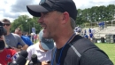 Memphis coach Mike Norvell on the Tigers' second scrimmage