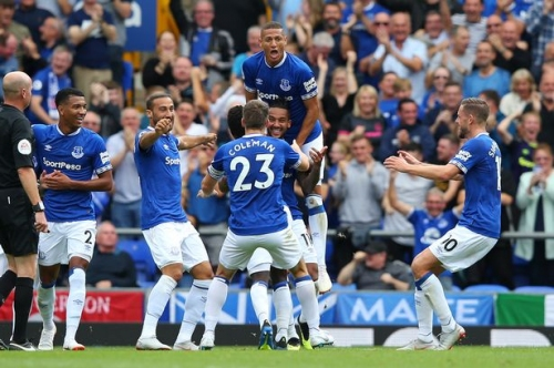 Everton FC 2 Southampton 1: Blues claim first league win under Marco Silva