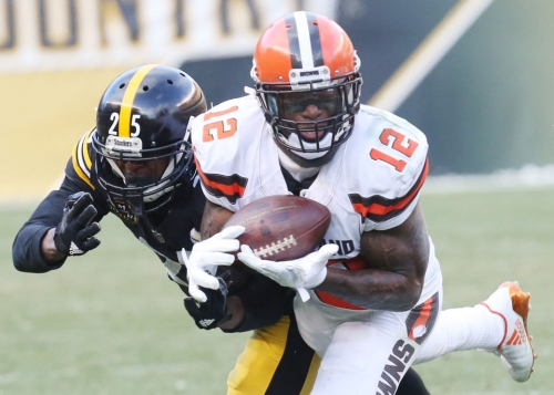 Hue Jackson says 'there's a chance' Josh Gordon can play in the opener