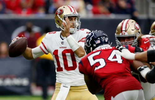 Live updates: 49ers vs. Texans in preseason, Saturday night
