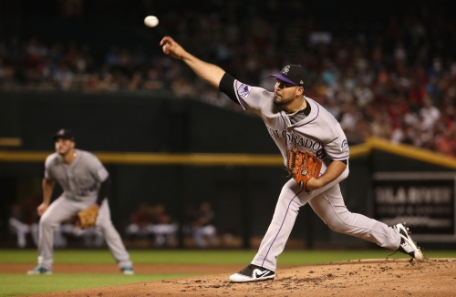 Antonio Senzatela makes return to Rockies' rotation in Atlanta; Pat Valaika optioned to Triple-A