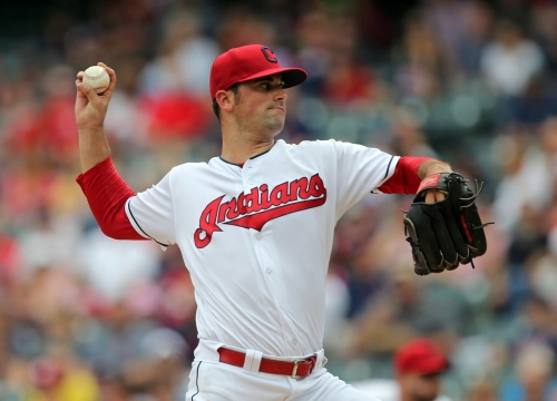 Cleveland Indians, Baltimore Orioles starting lineups for Saturday, Game No. 122