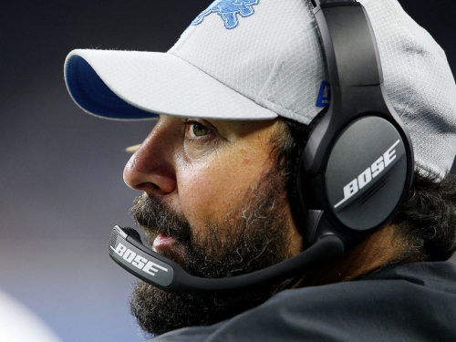 Matt Patricia needed to watch film to find positives, so here's what he saw