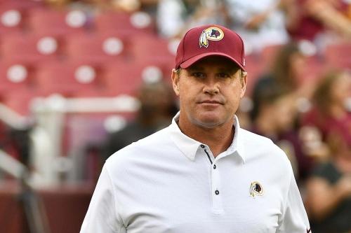 Jay Gruden Redskins Presser: Martez Carter waived/injured, 3 players signed