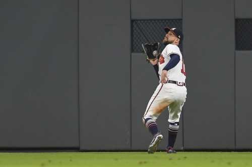 Ender Inciarte back in CF for Saturday's game against Rockies