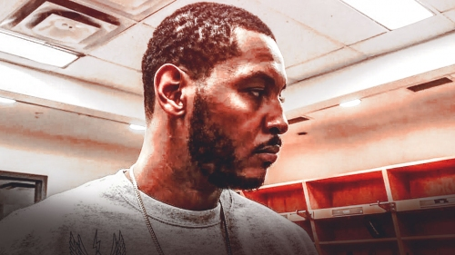 Carmelo Anthony goes off on hater comment on Instagram
