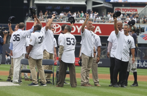 Celebrated on their 20th anniversary, the 1998 Yankees offer reminders for the 2018 club