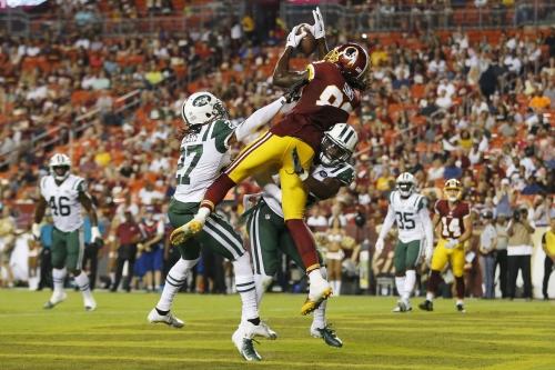 Skins Stats & Snaps: Jets @ Redskins (Offense)