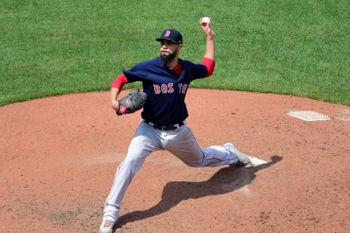 Red Sox vs. Rays lineup: The new David Price versus his oldest team