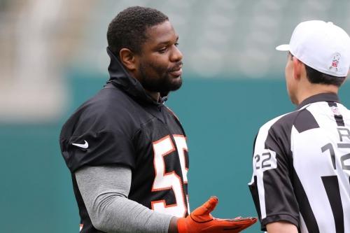 Tyler Eifert, Vontaze Burfict among Bengals not expected to play vs. Cowboys