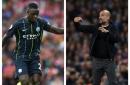 Pep Guardiola demands improved focus from Benjamin Mendy
