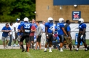 Memphis football coach Mike Norvell finds clues on QB competition at scrimmage