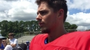 Memphis' Brady White shares thoughts on scrimmage and QB battle