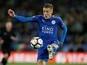 Claude Puel: 'Jamie Vardy sending off was tough'