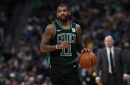 Boston Celtics star Kyrie Irving to visit Standing Rock Sioux Tribe