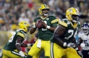 DeShone Kizer moves ahead of Brett Hundley in Packers' backup QB race