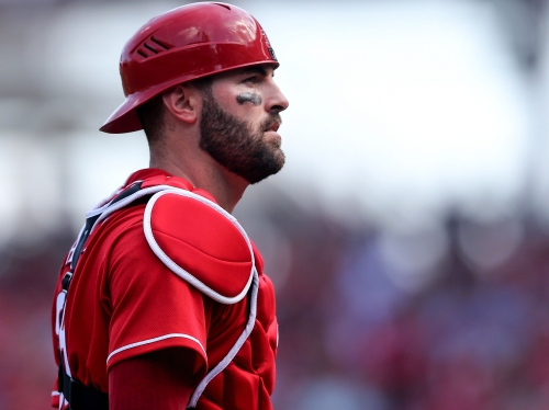 No one is wondering why the Cincinnati Reds traded for Curt Casali now