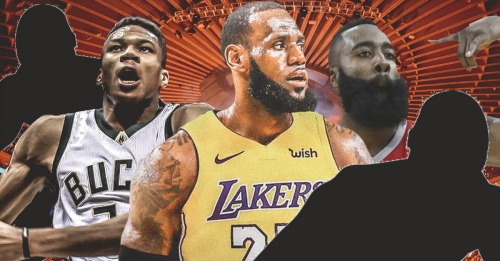 Sportsbook reveals top five MVP candidates for the 2018-19 NBA season