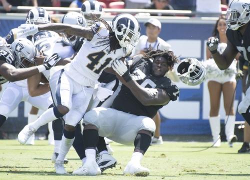 Rams reserves post 19-15 preseason win over Raiders