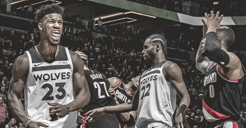 Blazers could be an eventual suitor of Timberwolves star Jimmy Butler