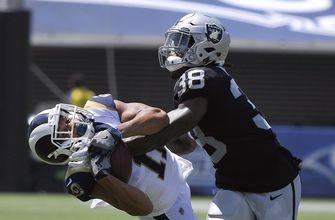 LA Rams spoil Raiders' return to Coliseum with 19-15 win