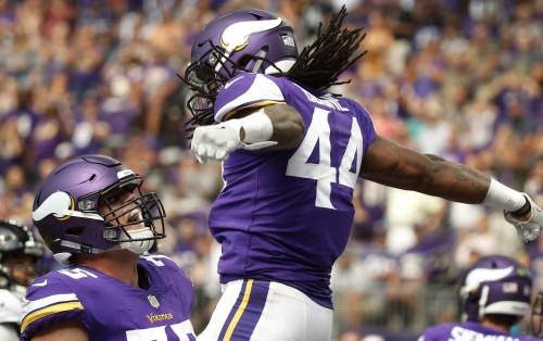 Vikings' Mike Boone impresses as running back competition heats up
